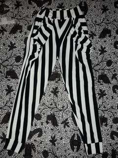 Black & White Jegging