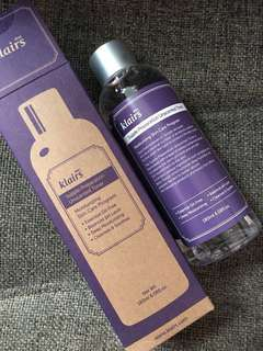 [NEW]Klairs Supple Preparation Unscented Toner 180ml