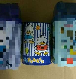 Ap pekkle .日本製 絕版鐵罐