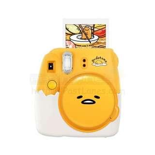 Fujifilm Instax Mini 9 Gudetama Lazy Egg Polaroid Instant Camera