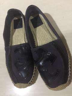 authentic tory burch espadrille