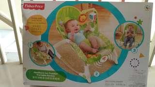 Portable Rocker (kursi goyang utk bayi balita), merk Fisher Price (ori)