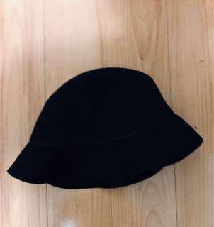 H&M cute black fedora