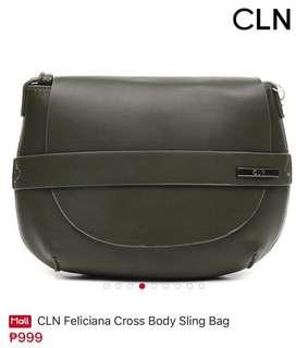 CLN Feliciana Cross Body Sling Bag
