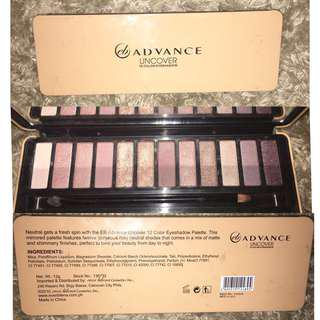 Ever Bilena Advance Uncover Eyeshadow Palette