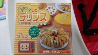 手作烤/炸薯片器 日本品牌 Akebono