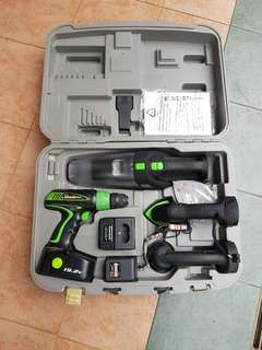Kawasaki portable driver 19.2v heavy duty