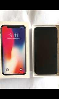 iPhone x. 64G 幾乎全新