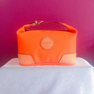 Lancel Travel Makeup Bag
