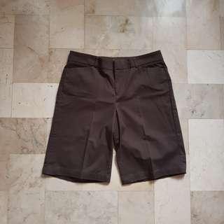Dockers brown shorts