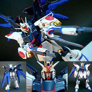 Gundam fix figuration COSMIC REGION 7003 ストライクフリーダムガンダム