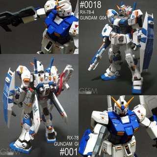 GUNDAM FIX FIGURATION 0018 RX-78NT-1アレックス