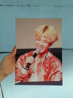 Jimin Large Fansite Photo by Sight of Mon