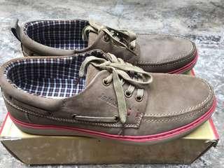 Sepatu Jim Joker Kulit (Leather) Original Second