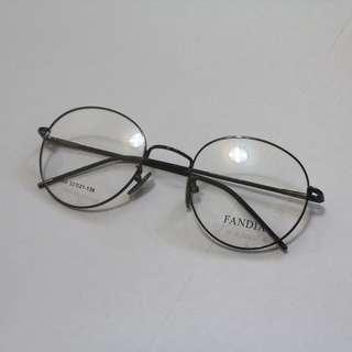 @文青復古眼鏡框平光鏡架 A0004 by 阿瑋店鋪