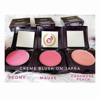 Jafra creme blush 3 in 1