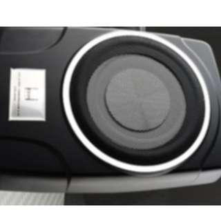 Ying Yue Yuan Su Speaker and MBQ underseat sub-woofer