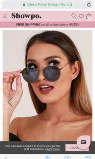 Showpo Sunglasses