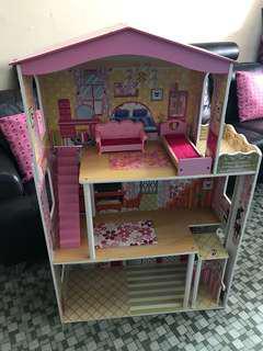 兒童 玩具 大屋