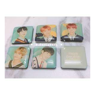 BTS 4th Muster Cube Magnet