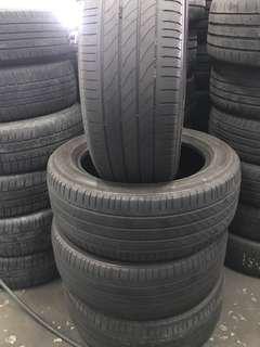 Tayar Second 205/55/16 Michelin PRIMACY 3st 1set 4pcs