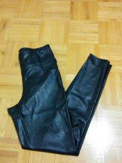 Dynamite leather leggings