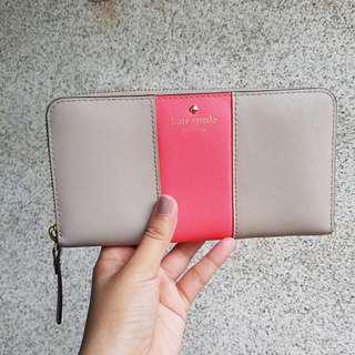 💯Kate Spade Long Wallet