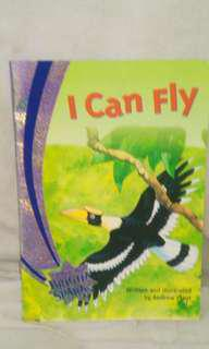 I can fly story book