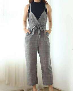 Tailored Jumpsuit Premium