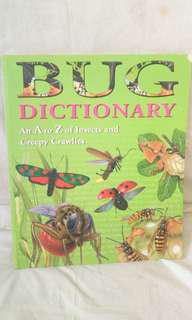 Bug dictionary