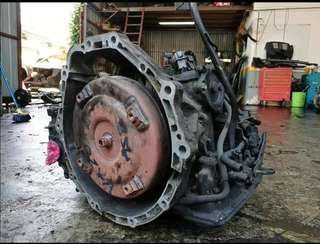 Nissan Cefiro A32 Gearbox