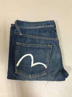 Authentic Evisu Jeans