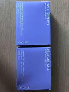 Shu Uemura blanc:chroma UV cushion foundation refill