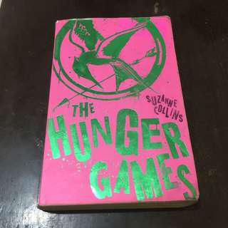 The Hunger Games (UK Cover)