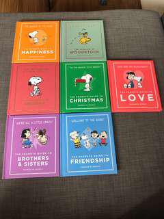 The Peanuts Guide to LOVE...Happiness...Friendship Etc