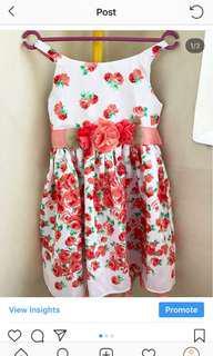 Jenny & Me of NewYork floral dress