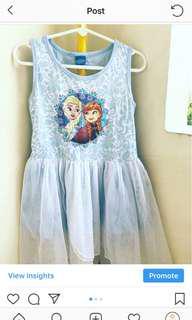 Disney Anna and Elsa