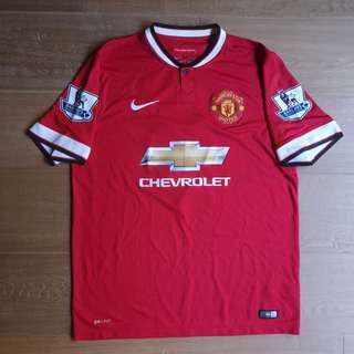 🚚 曼聯 Nike 主 法卡奧 9號 Manchester United Falcao No.9 球衣 男裝 正版