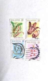 2000 XXI IUFRO World Congress Malaysia Seeds