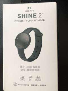 Shine智能手錶, 全新貨品沒有用過, 保養期到2019年