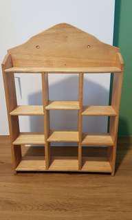 Deco solid wood