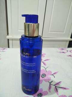 Preloved Guerlain Super Aqua Lotion V Sage Face Toner