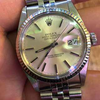 Selling Rolex Datejust 36mm 16014 (More Pictures Updated)