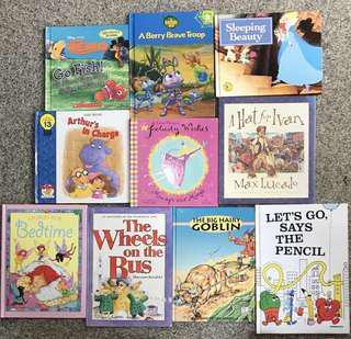 Intermediate Reader Books