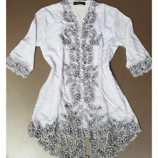 New Kebaya Embroidery