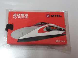 高鐵西九龍站開放日紀念品