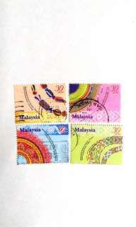 2001 Manik-Manik Sabah & Sarawak