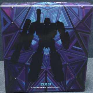 Transformers DX9 AL-01 Addon for Combiner Wars Megatron (MISB)