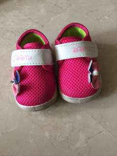 [Pre-Owned] Baby Girls Walking Shoes | Pink