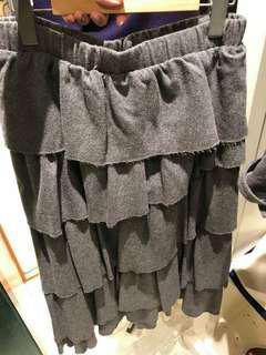 Beams winter skirt